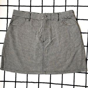 BOGO 2/$20   Gingham Mini Skirt   Forever 21